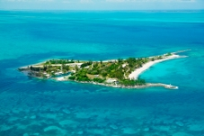 Lttle Whale Cay -Island Aerial