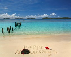 Christmas in The Bahamas