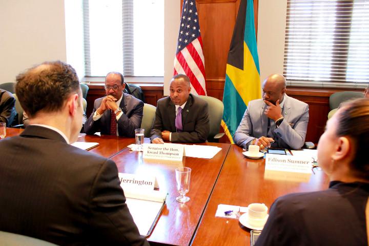 Bahamian Trade Mission to Washington, D.C