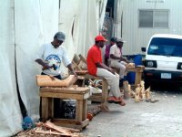 The Straw and Craft Market, Nassau