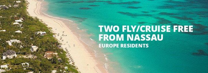 Two Fly/ Cruise for Free